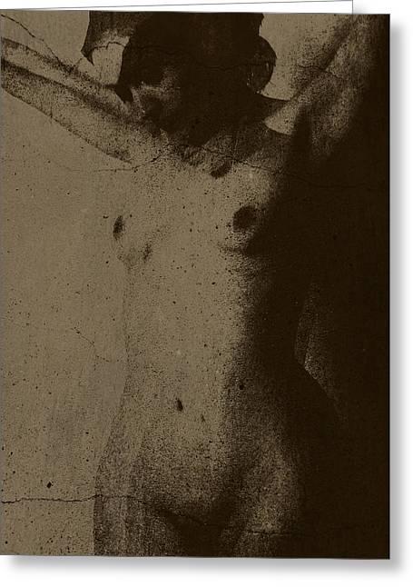 Nude Nudes Art Greeting Card