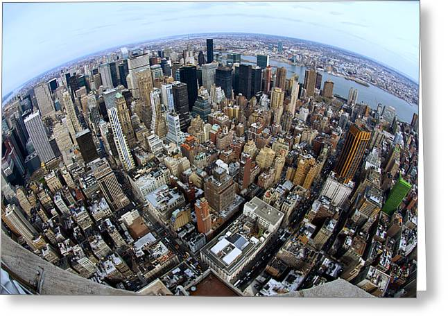 Ny Ny Greeting Card
