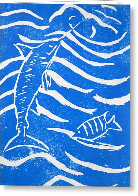 Ocean Fun Greeting Card