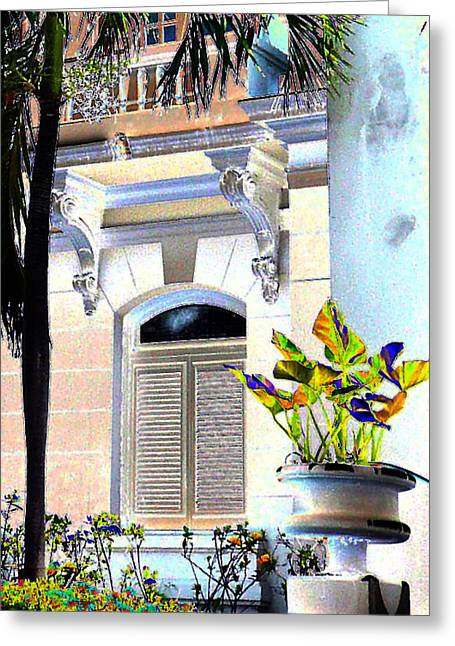 Old San Juan 16 Greeting Card
