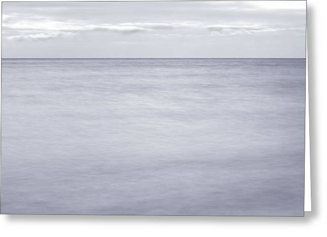 Open Water Greeting Card