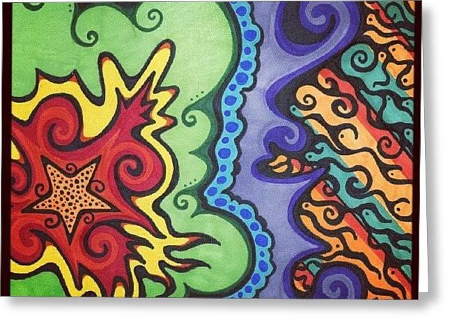 Original #sharpie Art ! From Greeting Card by Mandy Shupp