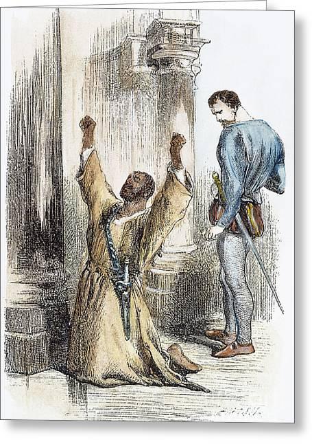 Othello, 19th Century Greeting Card