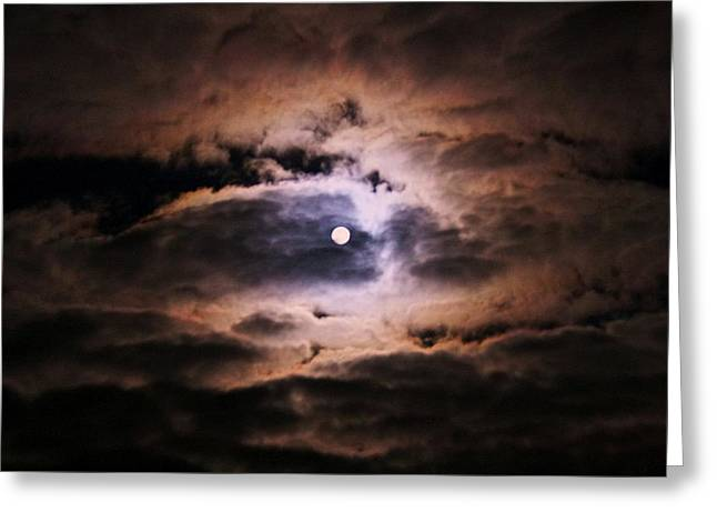 Out Of The Darkness Greeting Card