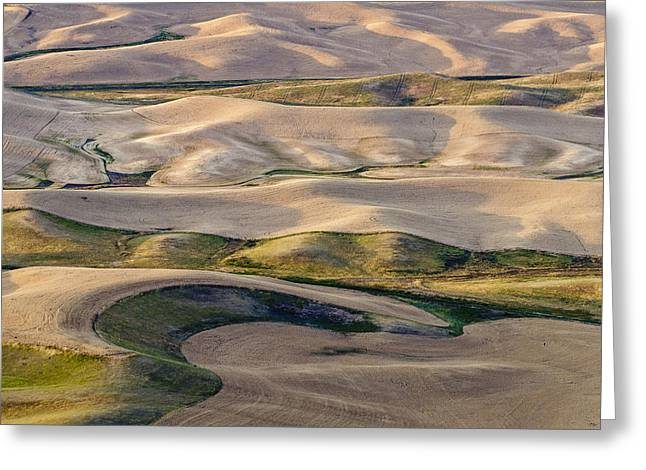 Palouse  Wa Greeting Card