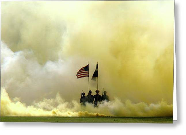Panoramic Us Army Graduation Greeting Card