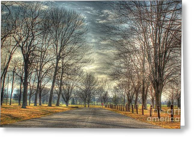 Park Road Greeting Card
