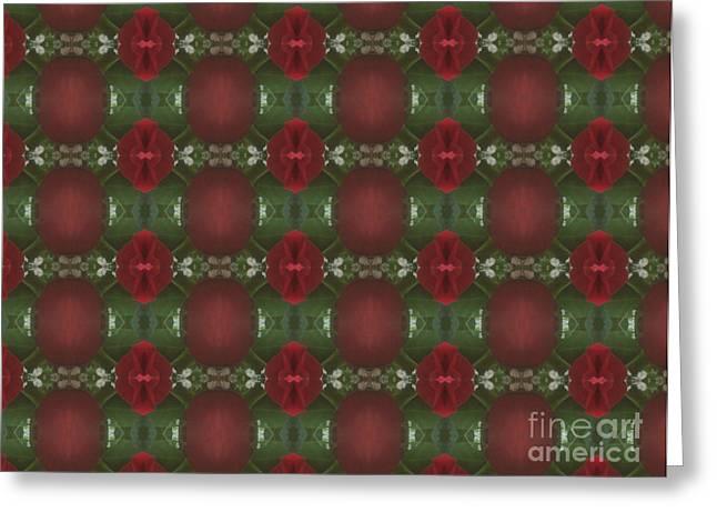 Pattern 4 Greeting Card