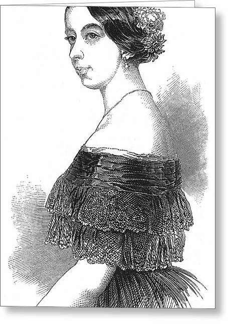 Pauline Viardot-garcia Greeting Card by Granger