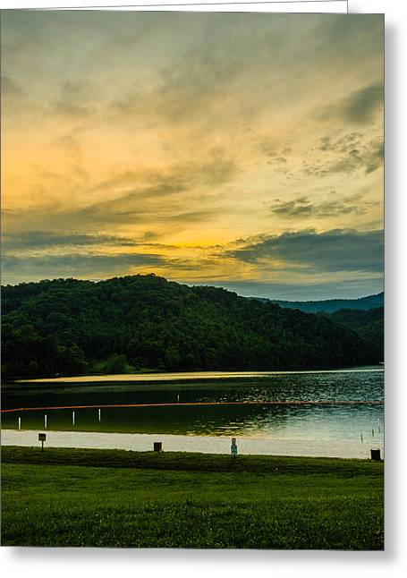 Peace Greeting Card by Ken Beatty
