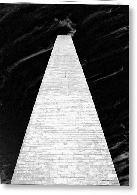 Perspective Greeting Card by Christopher McPhail
