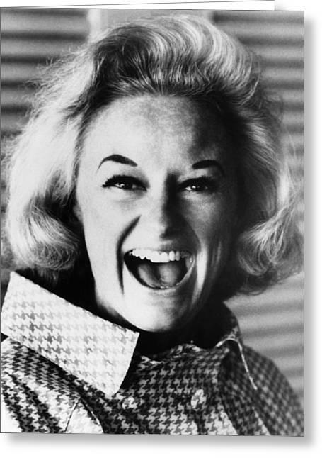 Phyllis Diller (1917- ) Greeting Card