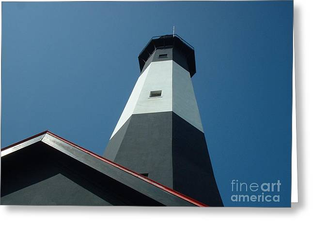 Greeting Card featuring the photograph Pierce The Sky by Mark Robbins