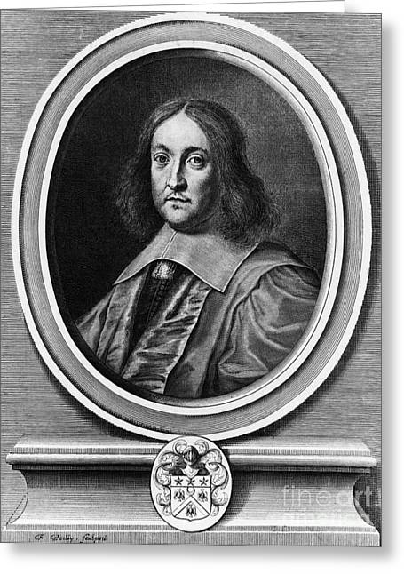 Pierre De Fermat, French Mathematician Greeting Card