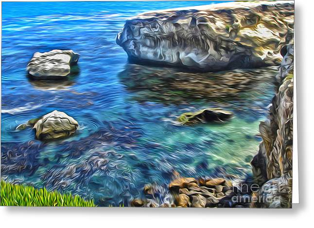 Pismo Cove - 02 Greeting Card