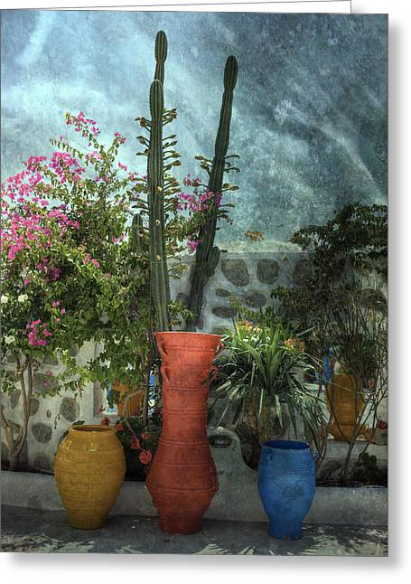 Plants Greeting Card by Joana Kruse
