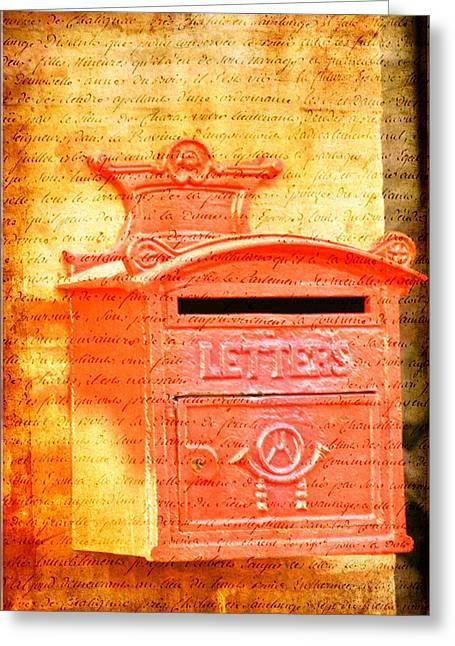 Please Mr Postman... Greeting Card