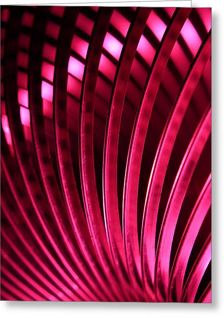 Greeting Card featuring the photograph Poetry Of Light by Lauren Radke