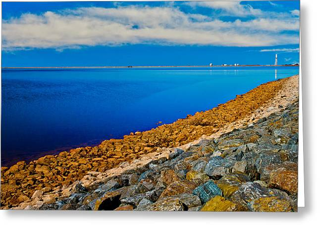 Point Of View Greeting Card by Doug Long