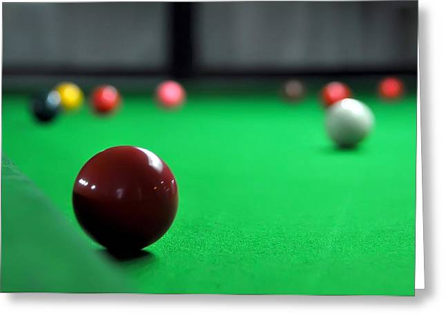 Pool table greeting cards page 8 of 17 fine art america pool table greeting card m4hsunfo