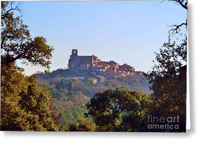 Provence Greeting Card
