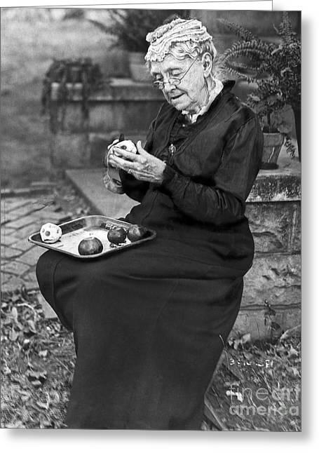 Rebecca Ann Felton Greeting Card by Granger