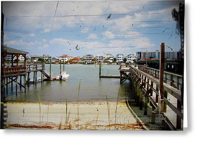 Remembering Wrightsville Beach Greeting Card