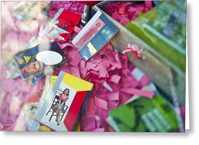 Retail Display Greeting Card