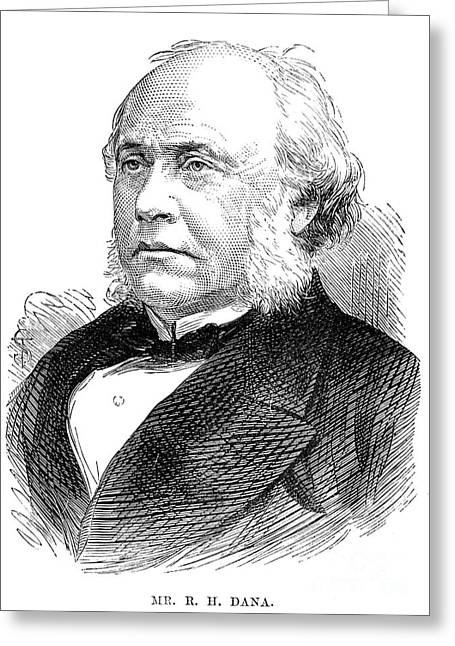 Richard Henry Dana Greeting Card