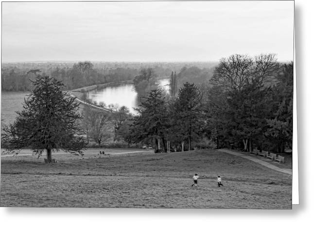 Richmond Hill  Greeting Card