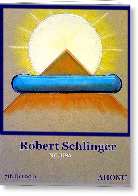 Robert Schlinger Greeting Card