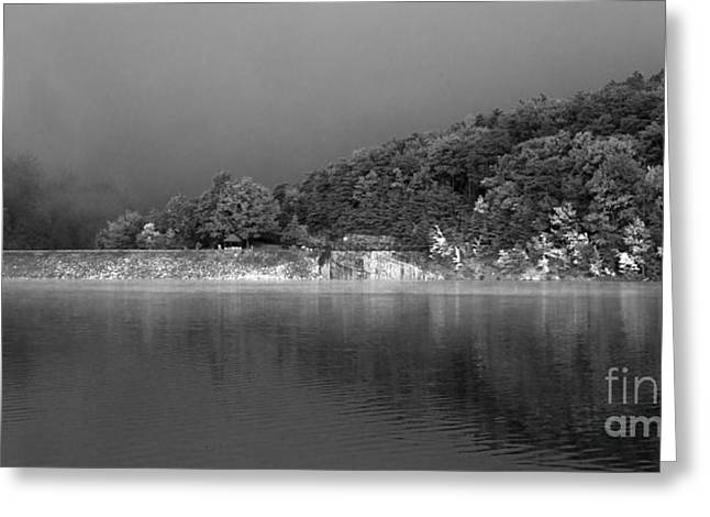 Rocky Gap Resort 2 Greeting Card by Ursula Lawrence