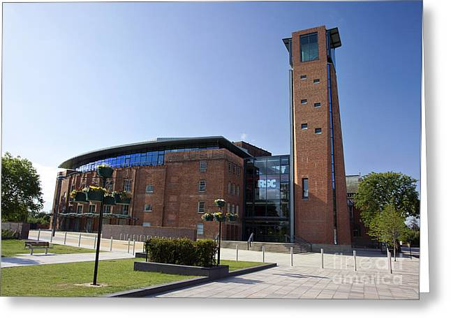 Royal Shakespeare Theatre Greeting Card