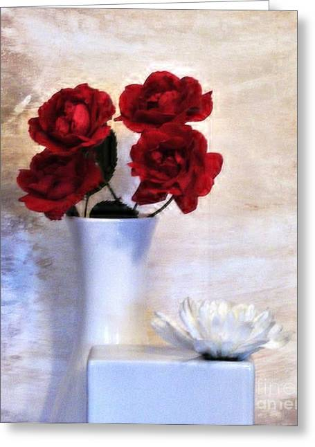 Royalty Roses Greeting Card