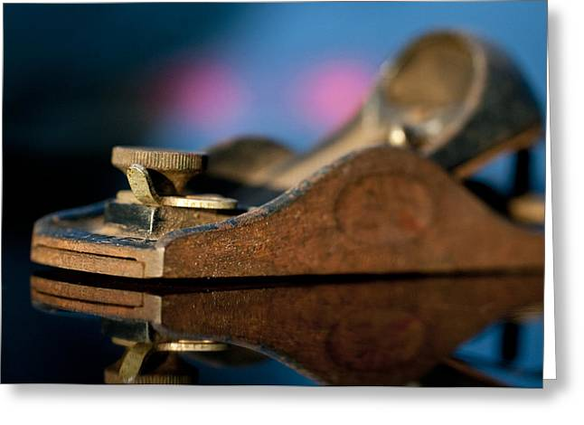 Rusty Plane Greeting Card