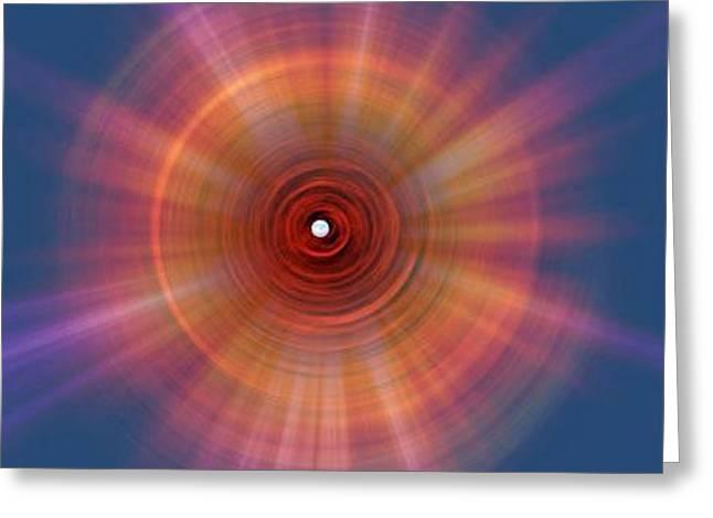 Sacred Insight Greeting Card