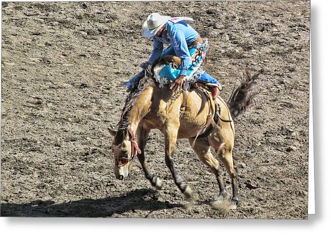Saddle Back Bronc Riding Photograph By Ron Roberts