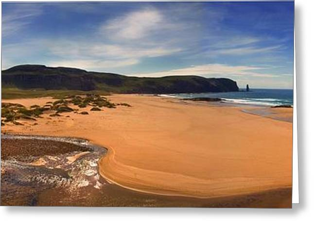 Sandwood Bay Greeting Card