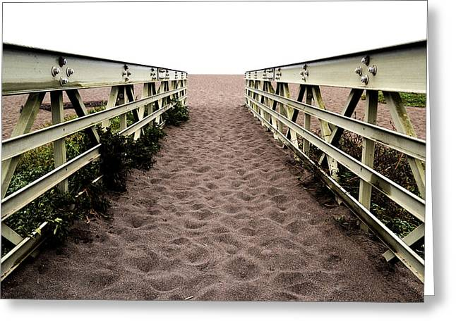 Sandy Bridge - Color Greeting Card
