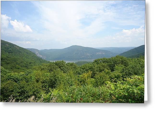 Scenic Overview Greeting Card