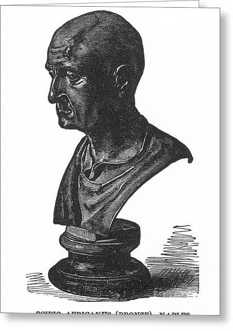 Scipio Africanus Greeting Card by Granger