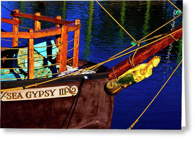 Sea Gypsy IIi Greeting Card