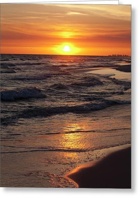 Seaside Serenade I Greeting Card by Charles Warren