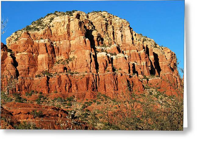 Sedona Red Rock 4 Greeting Card