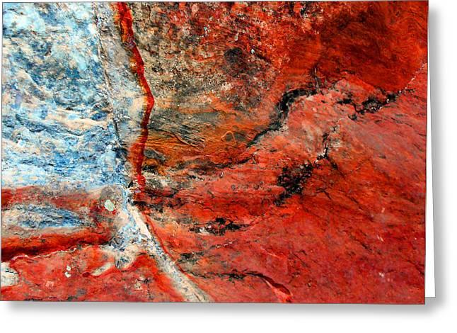 Sedona Red Rock Zen 1 Greeting Card