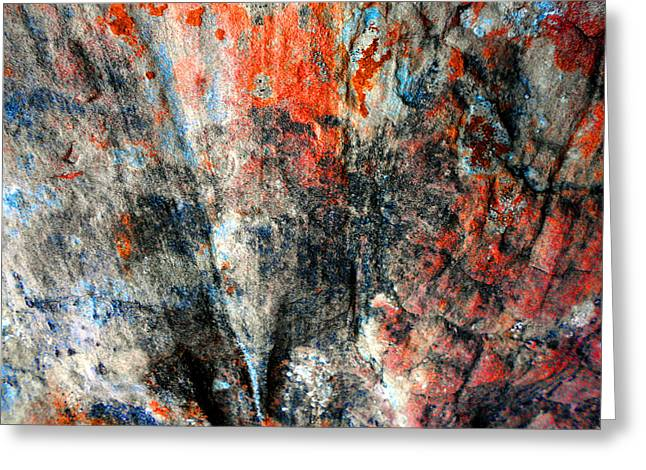 Sedona Red Rock Zen 72 Greeting Card