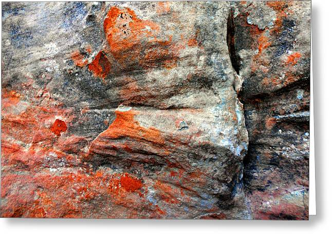 Sedona Red Rock Zen 73 Greeting Card
