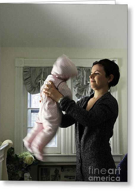 Shaken Baby Syndrome Greeting Card