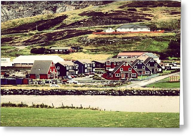 Shetland Greeting Card
