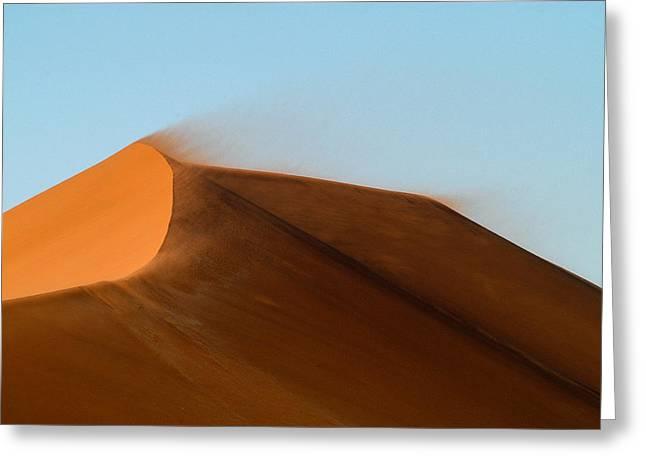 Shifting Sand Greeting Card